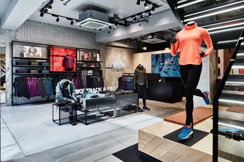NikeKichijoji store