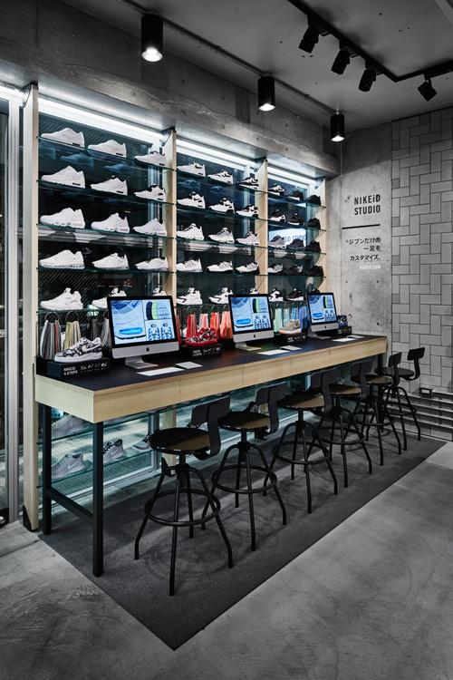 NikeKyoto NIKEiD STUDIO